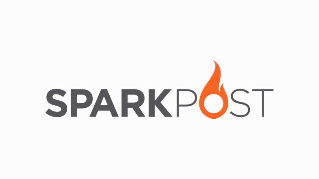 sponsor logo sparkpost